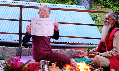 yoga teacher training courses nepal
